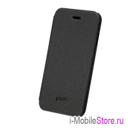 Чехол iCover Carbio для iPhone 6 Plus/6s Plus, черный