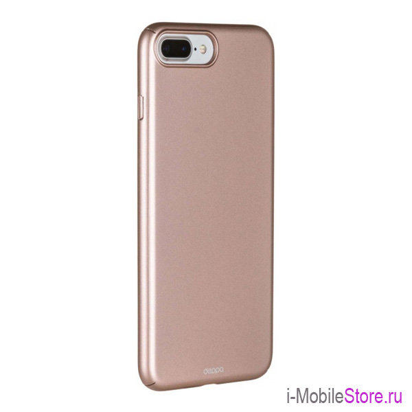 Чехол Deppa Air для iPhone 7 Plus/8 Plus, розовый