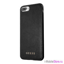 Чехол Guess Iridescent Hard для iPhone 7 Plus/8 Plus, черный
