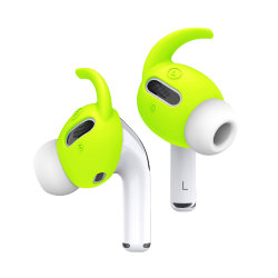 Накладки Elago Earbuds Hook Cover для AirPods Pro, неон (4 пары)