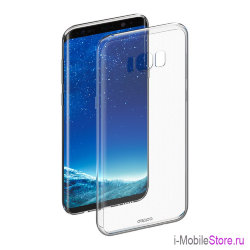 Чехол Deppa Gel Case для Galaxy  S8 Plus, прозрачный