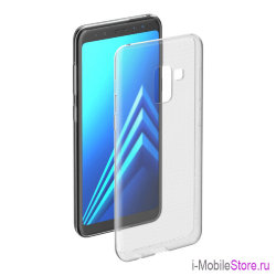 Чехол Deppa Gel Case для Galaxy A8 Plus (2018), прозрачный