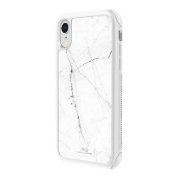 Чехол White Diamonds Tough Marble для iPhone XR, белый