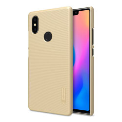 Чехол Nillkin Frosted Shield для Xiaomi Mi 8 SE, золотой