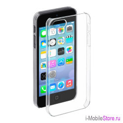 Чехол Deppa Pure Case для Apple iPhone 5/5s, прозрачный