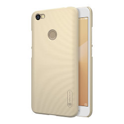 Чехол Nillkin Frosted Shield для Redmi Note 5A Prime, золотой