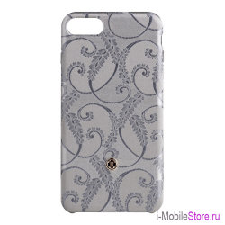 Чехол Revested Silk Collection Silver of Florence для iPhone 7/8/SE 2020