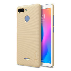 Чехол Nillkin Frosted Shield для Xiaomi Redmi 6, золотой