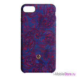 Чехол Revested Silk Collection Paisley для iPhone 7/8/SE 2020