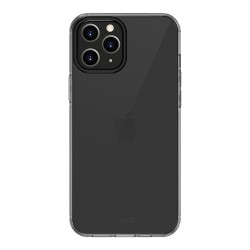 Чехол Uniq Air Fender Anti-microbial для iPhone 12 | 12 Pro, серый