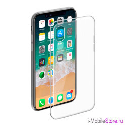 Чехол Deppa Case Gel для iPhone X/XS, прозрачный