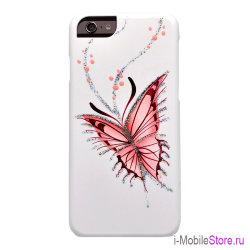 Чехол iCover Happy Butterfly для iPhone 6/6s
