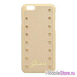Чехол Guess Studded Hard для iPhone 6/6s, Cream