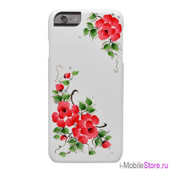 Чехол iCover HP Sweet Rose Red для iPhone 6/6s