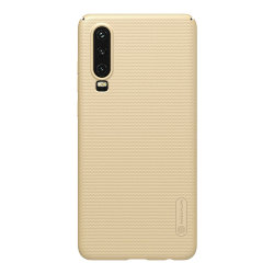 Чехол Nillkin Super Frosted Shield для Huawei P30, золотой