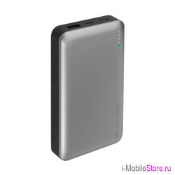 Аккумулятор Deppa NRG Turbo 15000 mAh Quick Charge 3.0