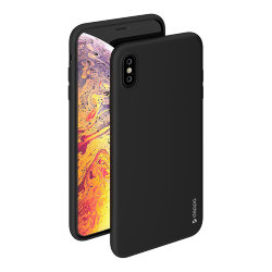 Чехол Deppa Gel Color Case для iPhone XS Max, черный
