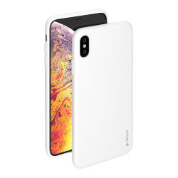 Чехол Deppa Gel Color Case для iPhone XS Max, белый