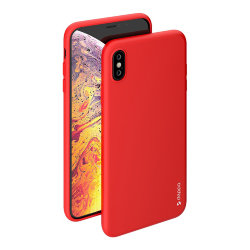 Чехол Deppa Gel Color Case для iPhone XS Max, красный