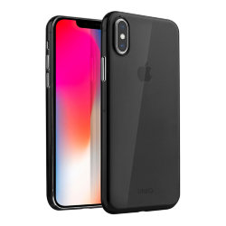 Чехол Uniq Bodycon для iPhone XS Max, черный
