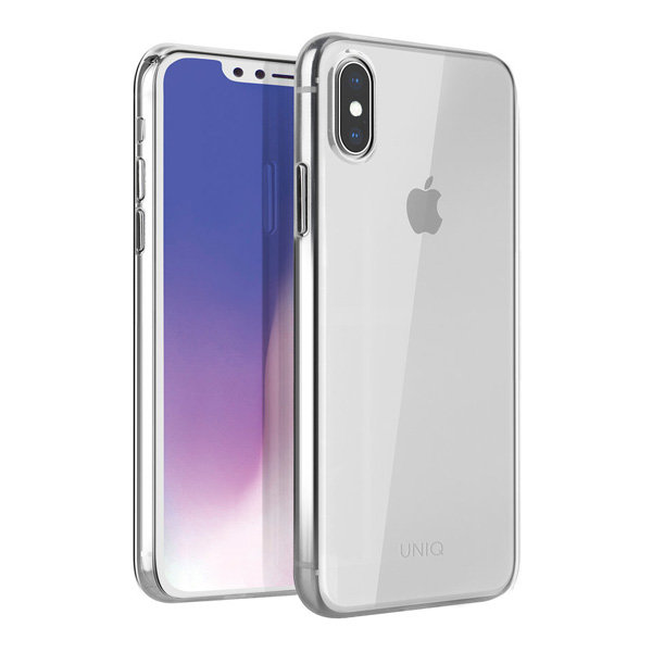 Чехол Uniq Bodycon для iPhone XS Max, прозрачный
