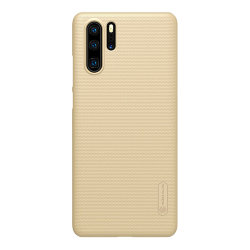 Чехол Nillkin Super Frosted Shield для Huawei P30 Pro, золотой