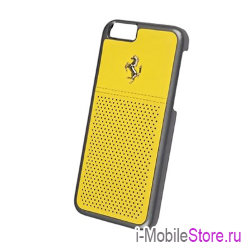 Чехол Ferrari Berlinetta Hard для iPhone 6/6s, желтый
