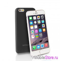 Чехол Uniq Bodycon для iPhone 6 Plus/6s Plus, черный