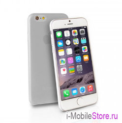Чехол Uniq Bodycon для iPhone 6 Plus/6s Plus, прозрачный