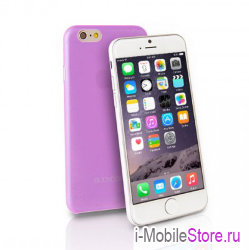Чехол Uniq Bodycon для iPhone 6 Plus/6s Plus, фиолетовый