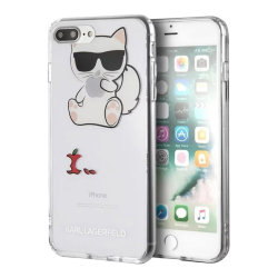 Чехол Karl Lagerfeld Choupette Apple Hard для iPhone 7 Plus/8 Plus