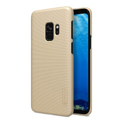 Чехол Nillkin Super Frosted Shield для Galaxy S9, золотой