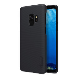 Чехол Nillkin Super Frosted Shield для Galaxy S9, черный