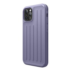 Чехол Elago ARMOR Silicone case для iPhone 12 Pro Max, Lavender Grey