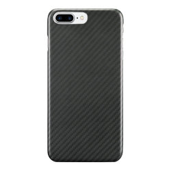 Кевларовый чехол Monocarbon Aramid Fiber для iPhone 7 Plus/8 Plus, черный
