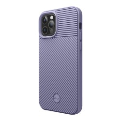 Чехол Elago CUSHION silicone case для iPhone 12 Pro Max, Lavender Grey