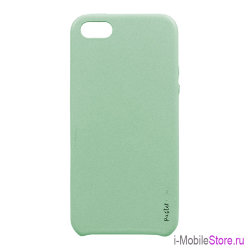 Чехол Uniq Outfitter для iPhone 5S SE, Pastel Green
